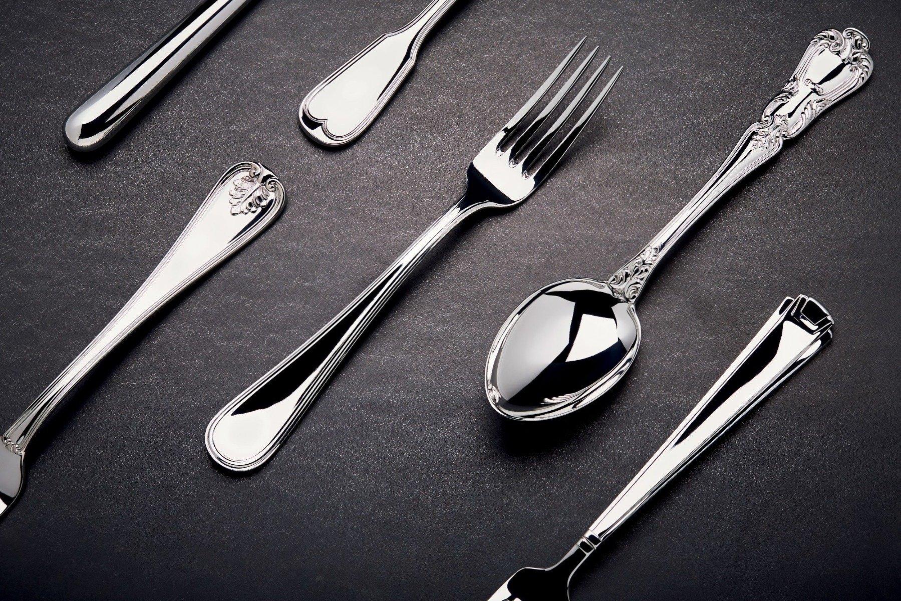Posate Argento Come Pulirle consigli posate in argento - blog | argenteria schiavon